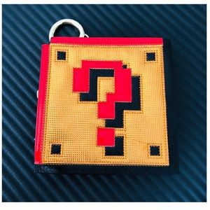 N64 ❓ Mark Key chain wallet (Nintendo)